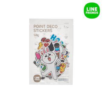 Harga LINE FRIENDS POINT DECO STICKERS_02