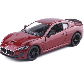 Price Review Maserati Simulation Door Sports Car Alloy Car - Sports car price list