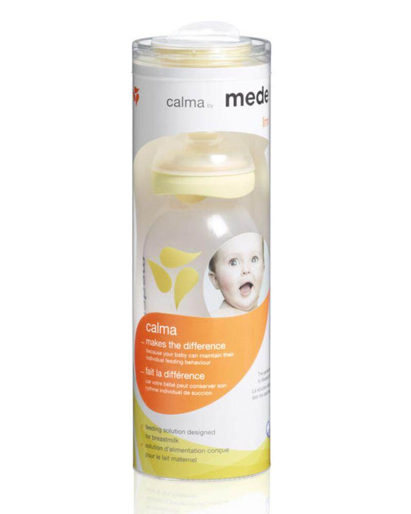 [MEDELA] Calma with 250ml Breast Milk Bottle