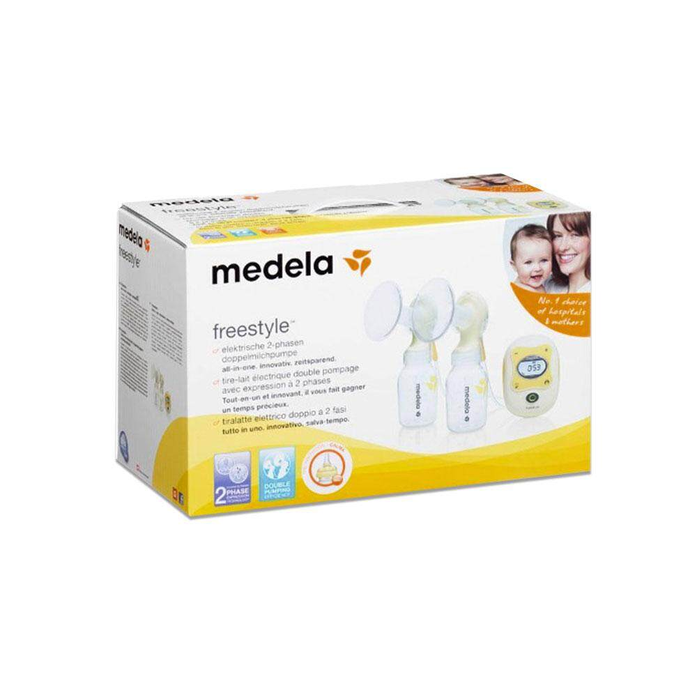[MEDELA] Freestyle Double Electric Breast Pump (2-phase expression) *BEST BUY*