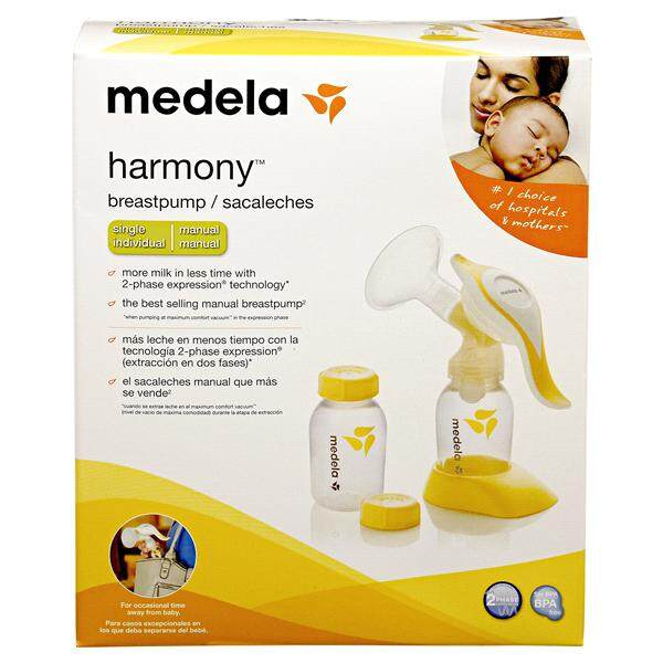 [MEDELA] Harmony Single Manual Breast Pump *BEST BUY*