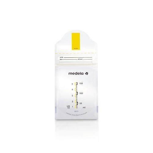 [MEDELA] Pump & Save Breastmilk Bags 150ml (20 pcs/box)