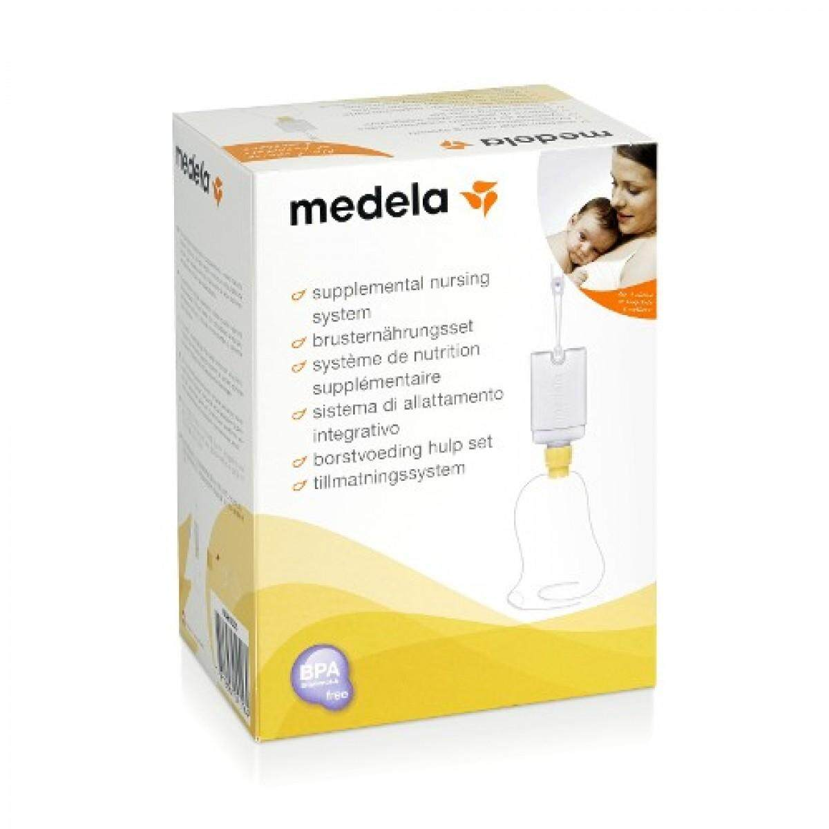 [MEDELA] Supplemental Nursing System (SNS)