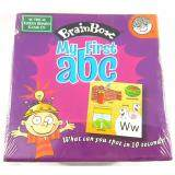 MINDWARE WW042 BRAIN BOX - THE FIRST ABC x 1set toys education