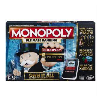 Monopoly Game: Ultimate Banking Edition by Hasbro