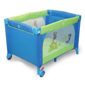 Harga My Dear Playpen 26003 Blue