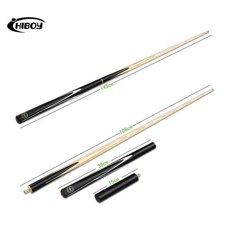 [Premium Package] Original Hiboy Cue Billiard 3/4 Jointed Snooker Cue Stick 145cm