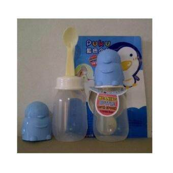 Harga Puku Weaning Bottle With Spoon