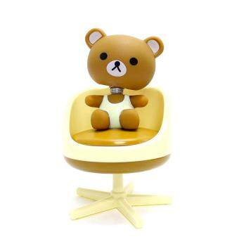 Rilakkuma Rotating Music Box Music Chair