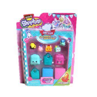 Harga Shopkins Season 6 Playsets A