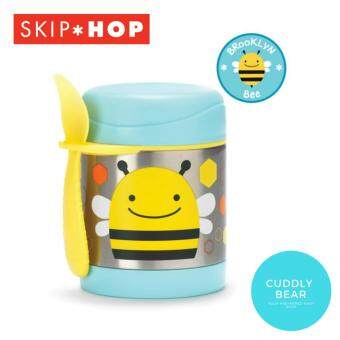 Harga Skip Hop Zoo Insulated Food Jar Bee