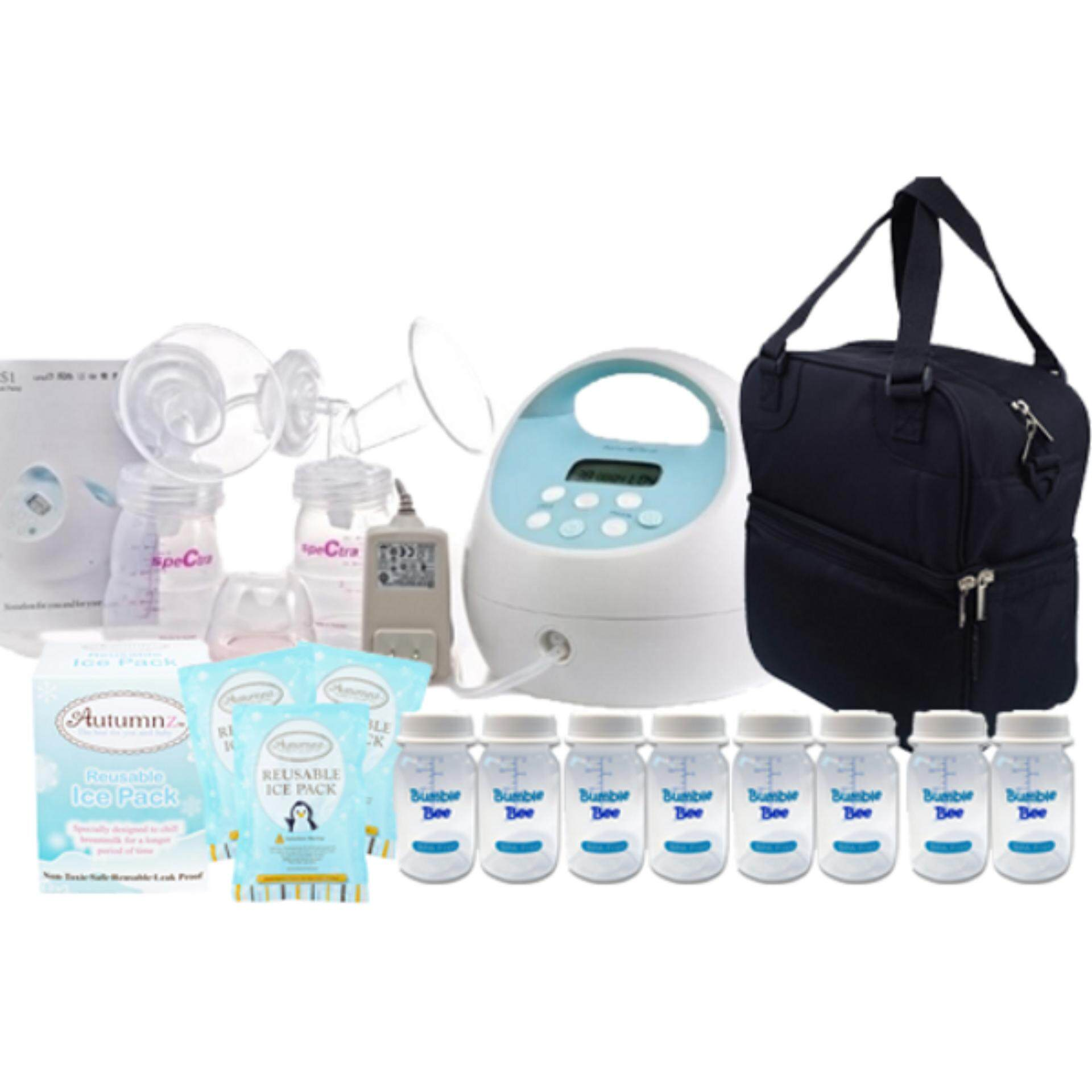 Spectra S1 Electric Double Breastpump PACKAGE