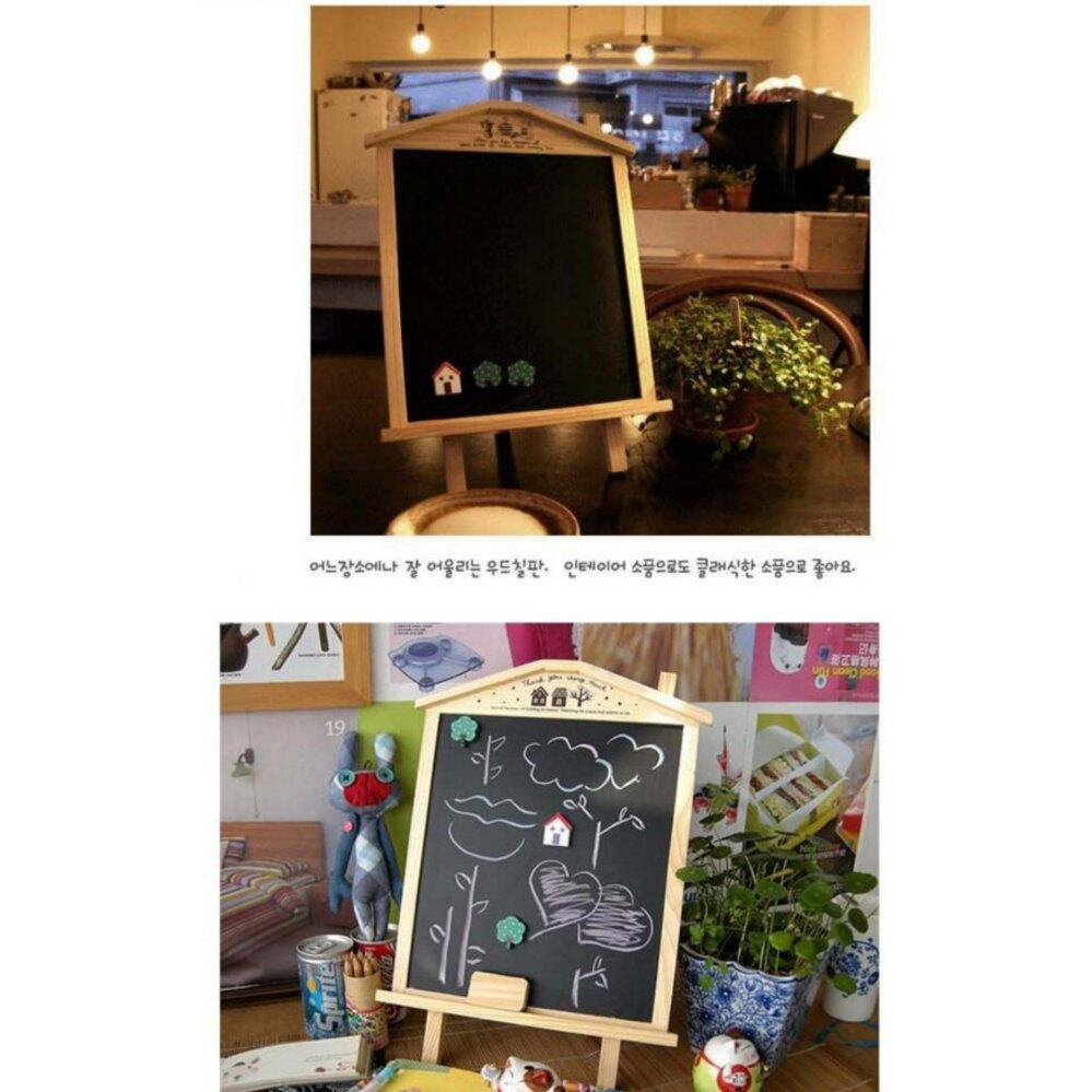 Standing Black Board for Decoration / Cafe / School  toys for girls