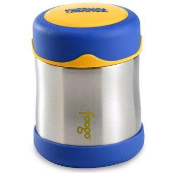 Harga Thermos - Foogo Food Jar 295ml (Blue)