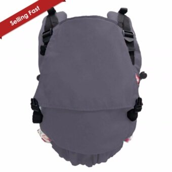 Tugeda iDEAL (Grey) SSC Soft Structured Baby Carrier
