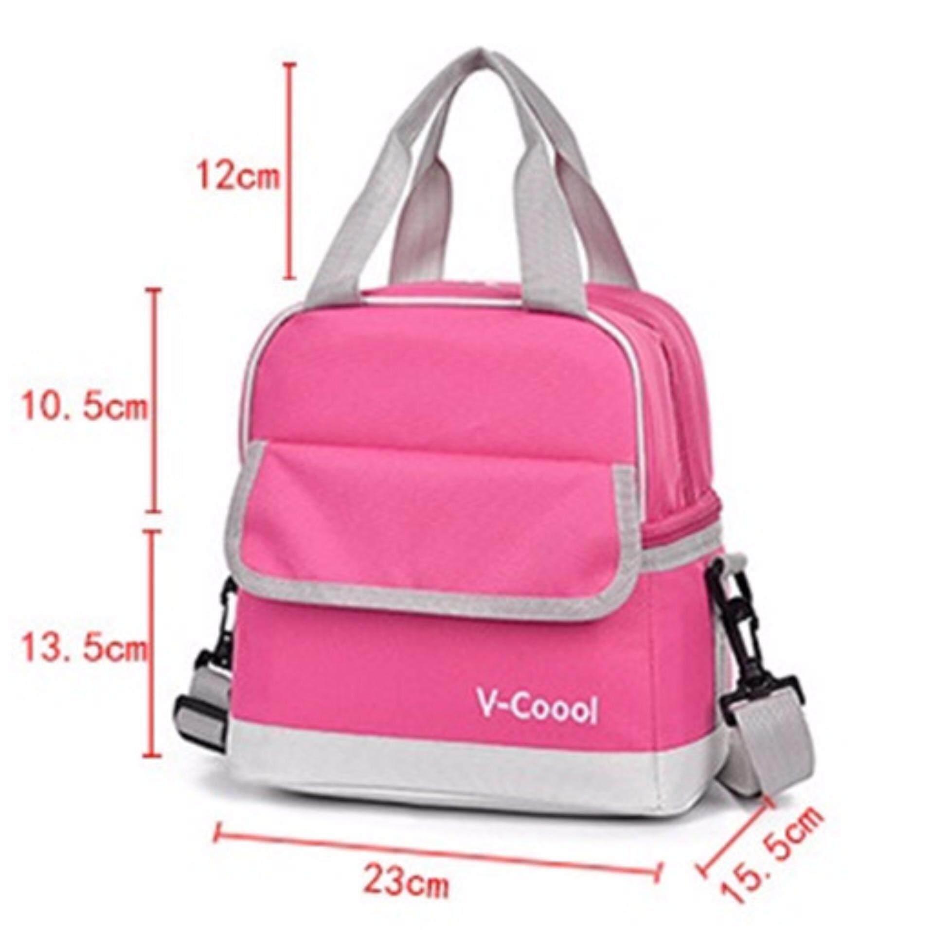 V-Coool Double Deck Cooler Bag Value Package