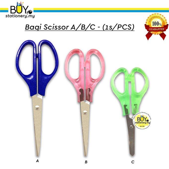 Baqi Scissors A/B/C - (1s/PCS)