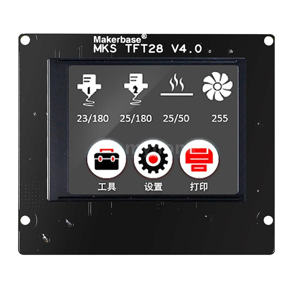 Printers & Projectors - 3D Printer Color Touched Smart Controller 2.8 Inch MKS TFT28 Display Screen - #