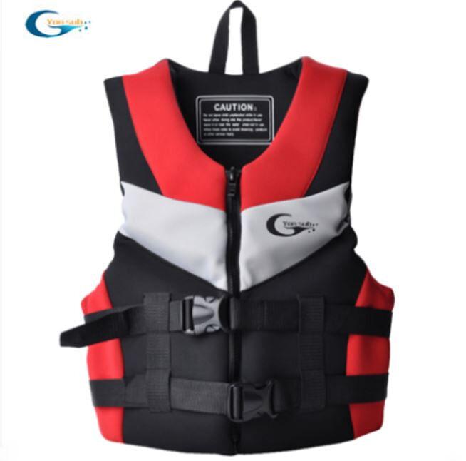 YONSUB Adult Swimming Vest Life Jacket Snorkeling Floating Swimming Surfing Water Sports Life Saving Jacket