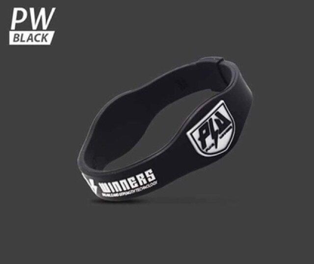 ((READY STOCK)) Pure Winners Energy Bracelet - Black