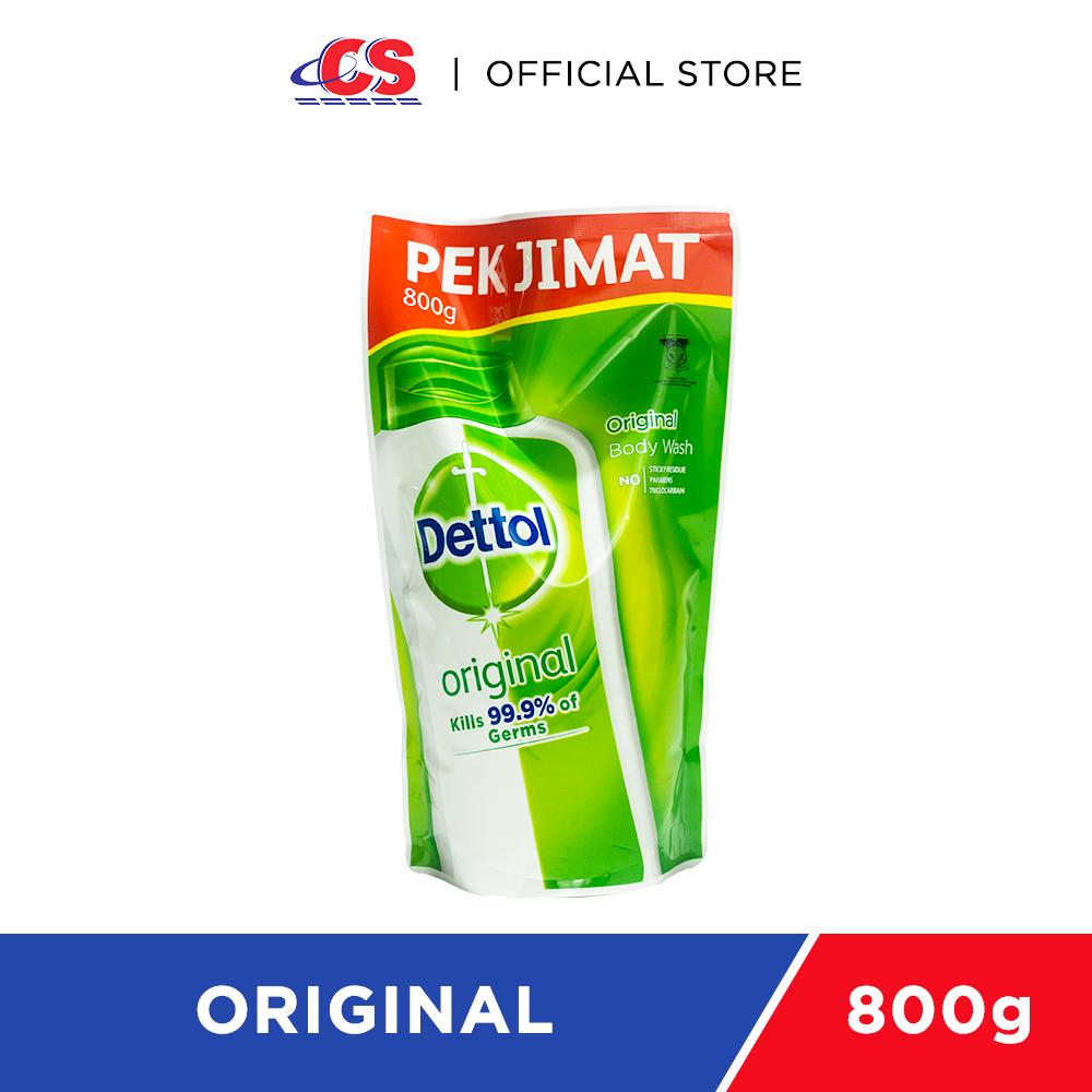 DETTOL Shower Gel Original Refill 800g