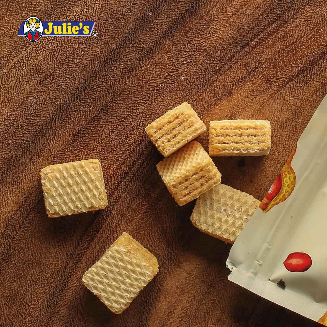 Julies Love Letters Wafer Cubes Combo Pack 150g x 6 pack