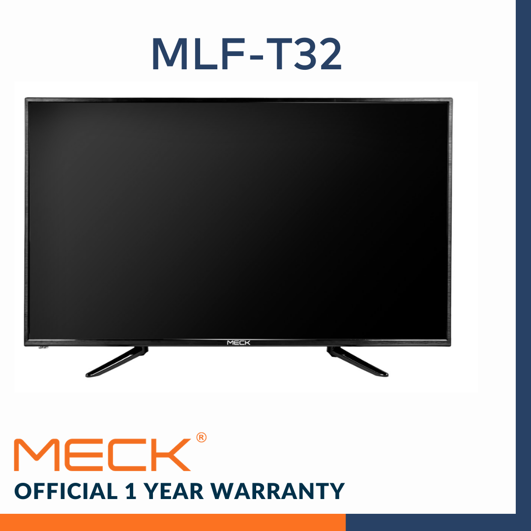 "MECK 32"" LED Television MLF-T32"