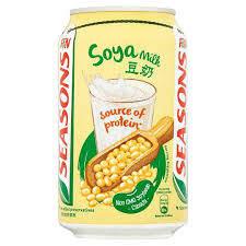 F&N Seasons Soya Milk 300ml