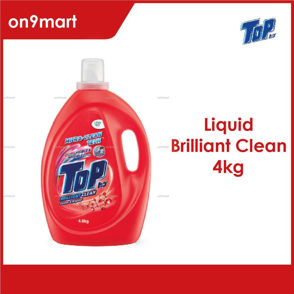 TOP Liquid Laundry Detergent - Brilliant Clean 4kg