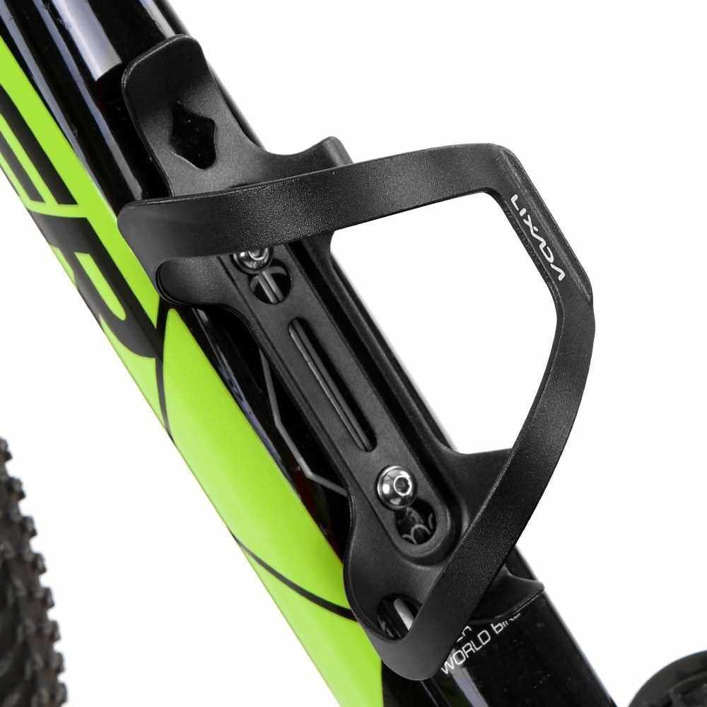 Best Selling Lixada Lightweight Bike Bottle Holder Alloy MTB Water Bottle Cage Cycling Road Bike Bottle Mount (Black)