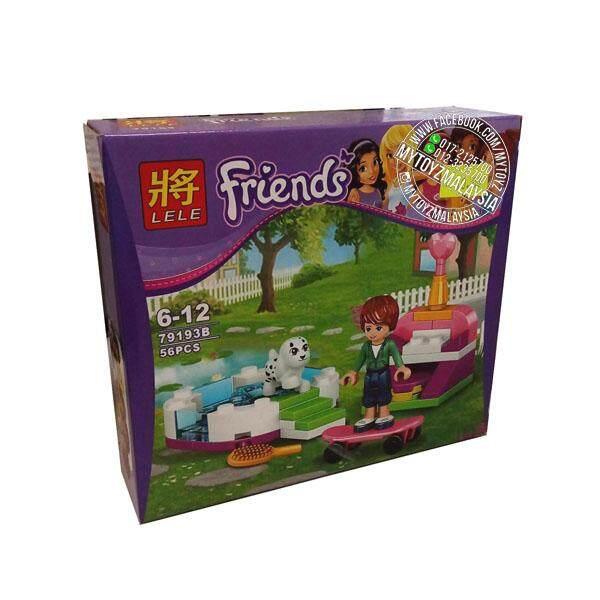 FRIENDS 2 in 1 Building Blocks Set