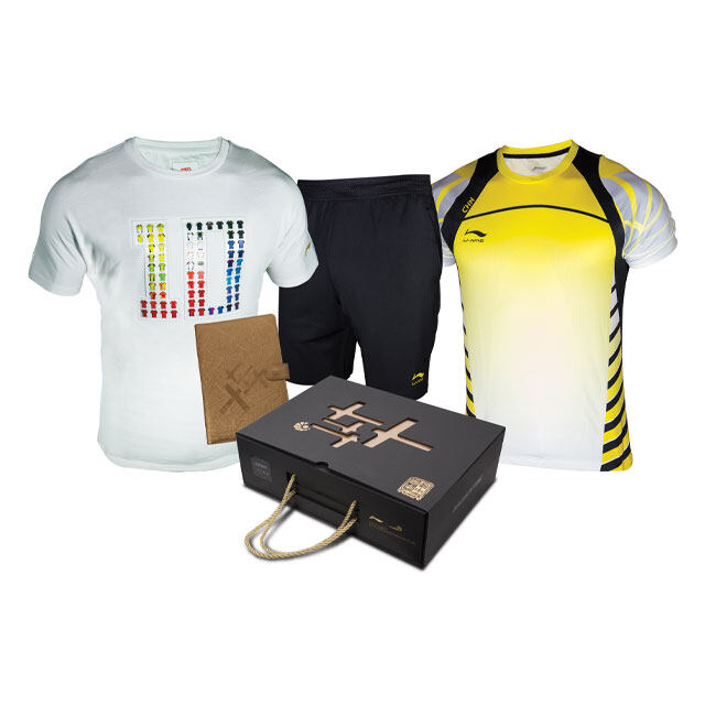 Li-Ning 10th Anniversary Limited Edition Clothing Set AQCP003-1