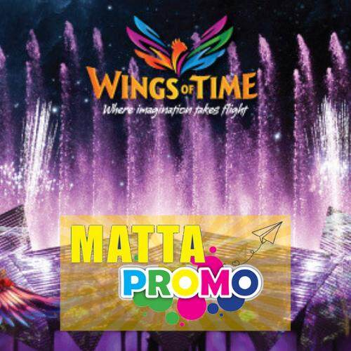 4D3N Ultimate Fun + Free Wings of Time + 1 Singapore Attractions Tickets