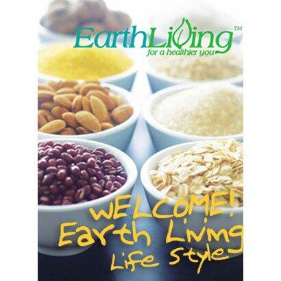 Earth Organic Five Grains Powder 500g