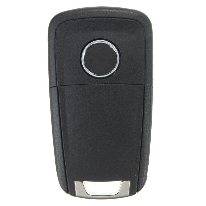 Automotive Tools & Equipment - Uncut Flip Key Remote Start Keyless Entry Transmitter For Lacrosse - Car Replacement Parts
