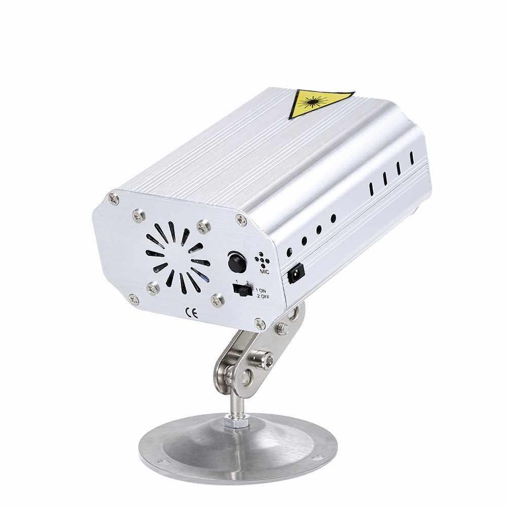 AC100-240V 1W Mini Stage Lamp (Eu)