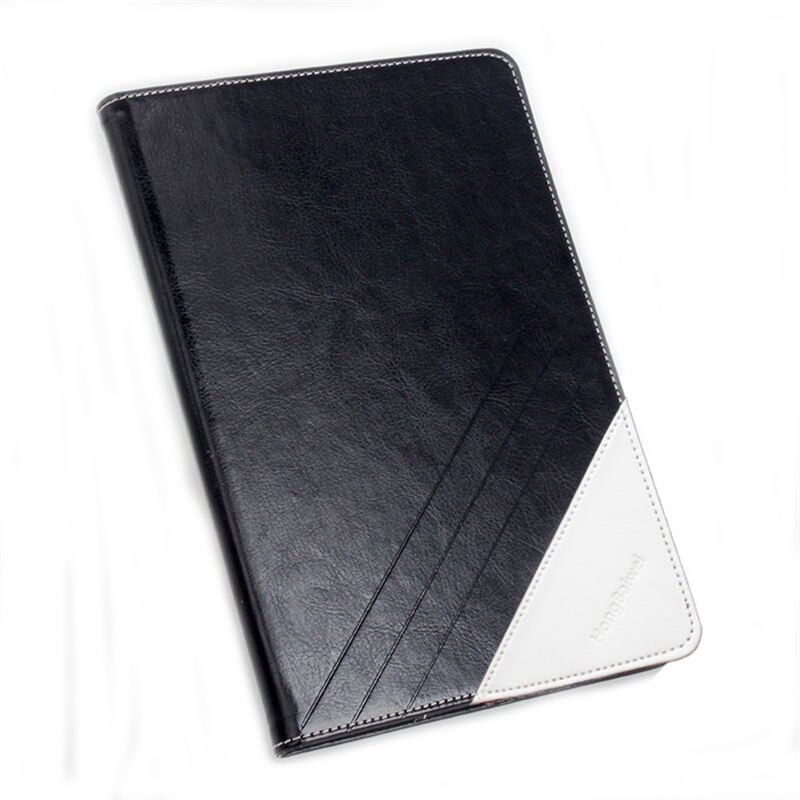 Phone Holder & Stand - Durable Flip PU Leather Case Cover Protector For Xiaomi Mipad 2 - BLACK / BROWN / PINK
