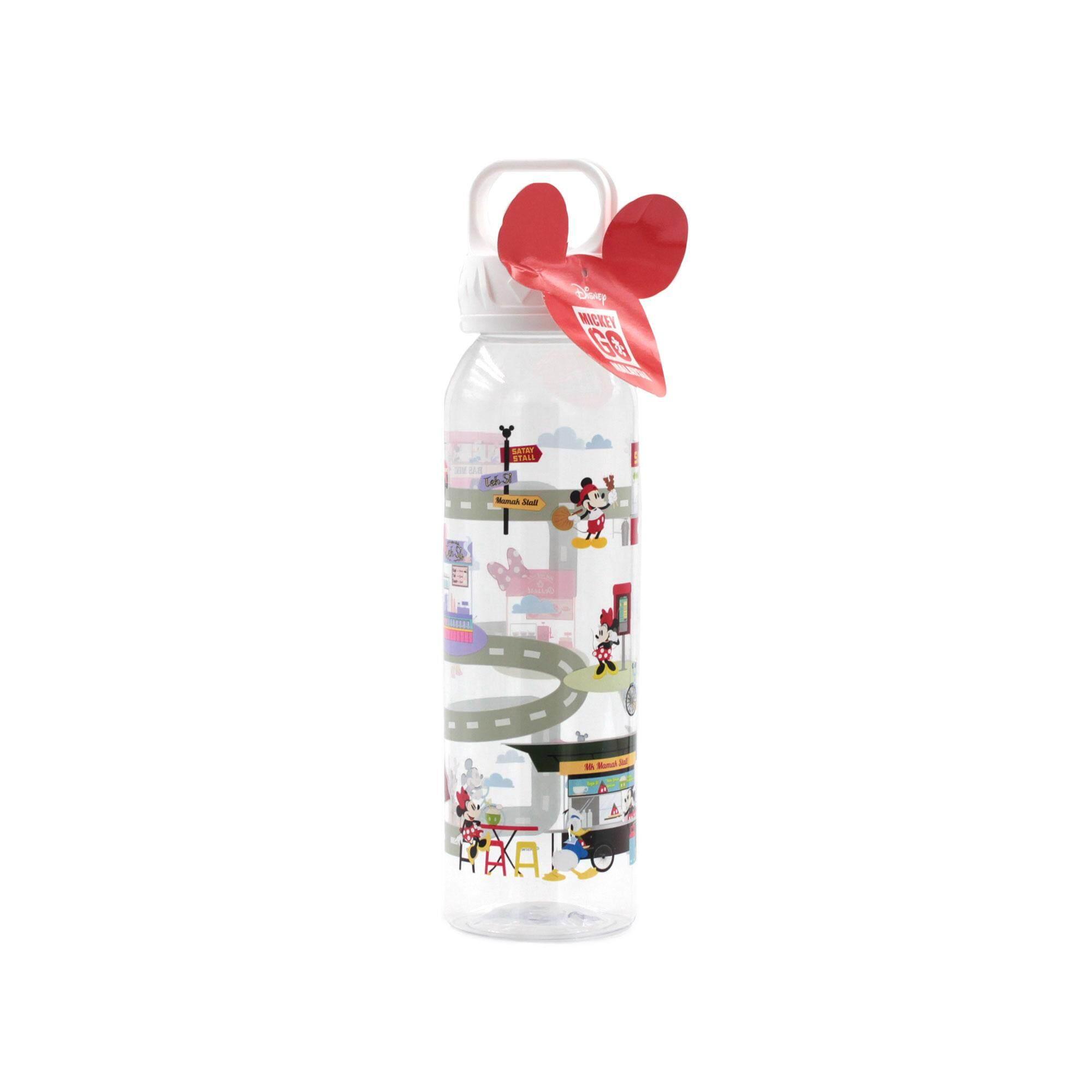 Disney Mickey Go Local BPA Free 650ML Water Bottle - Lets Go Makan