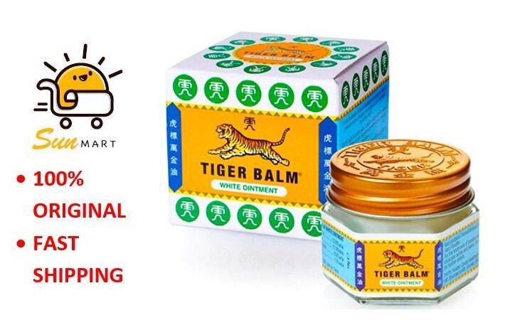 Tiger Balm White Ointment (30G)