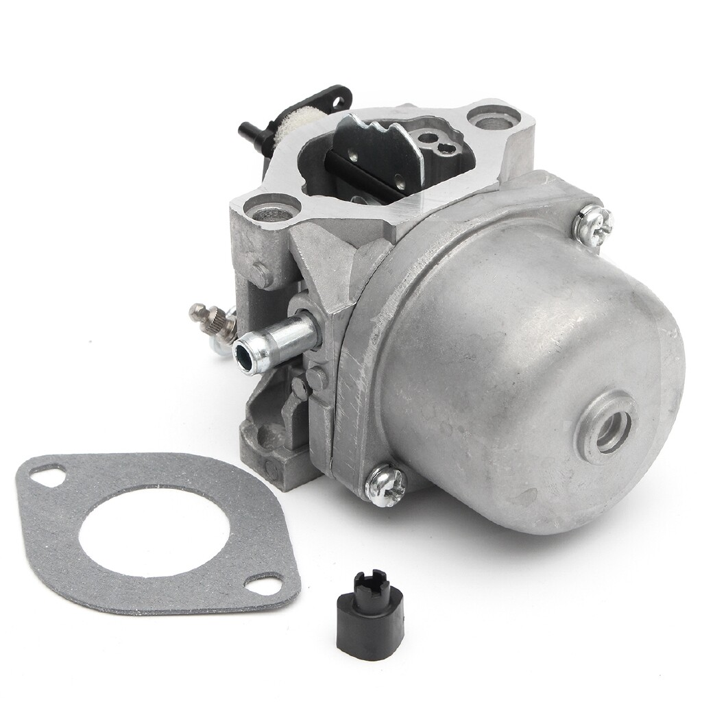 Engine Parts - Carburetor Carb w/ Gasket 799728 For Briggs & Stratton #498027, 498231, 499161 - Car Replacement