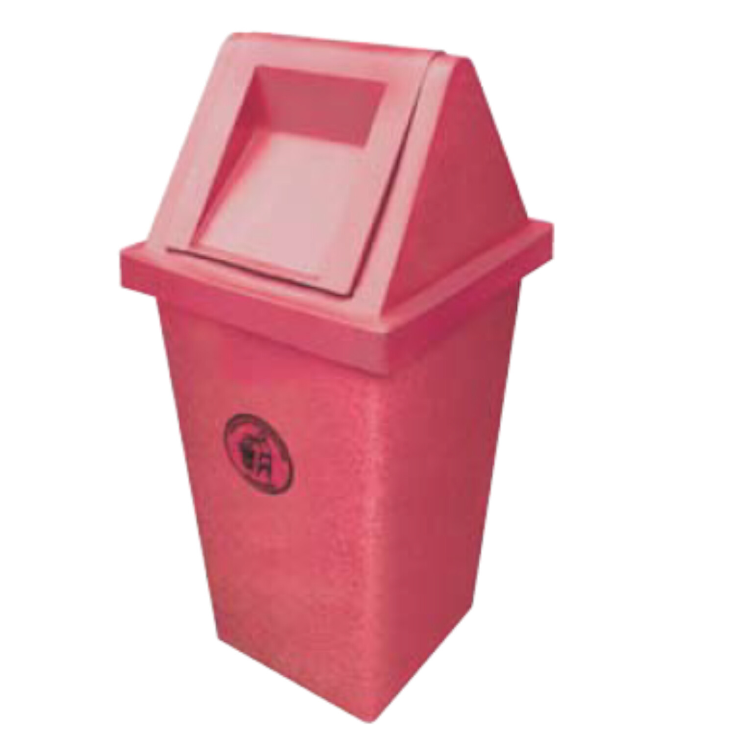 Rivershop 50Liters Multi-Purpose Everest Polyethylene Garbage Wastebin Dustbin Rubbish Trash for Home / Office / Restaurant / Commercial Tong Sampah Serbaguna