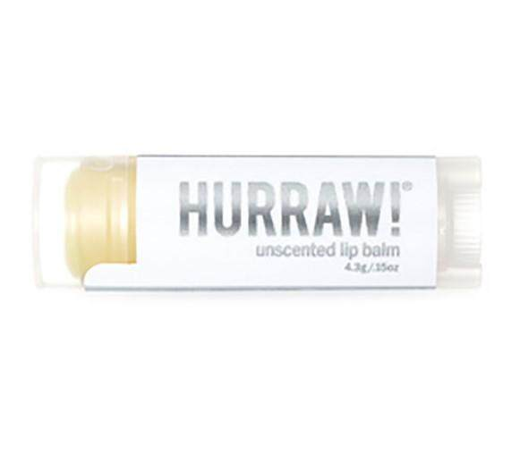 HURRAW UNSCENTED LIP BALM 4.8G