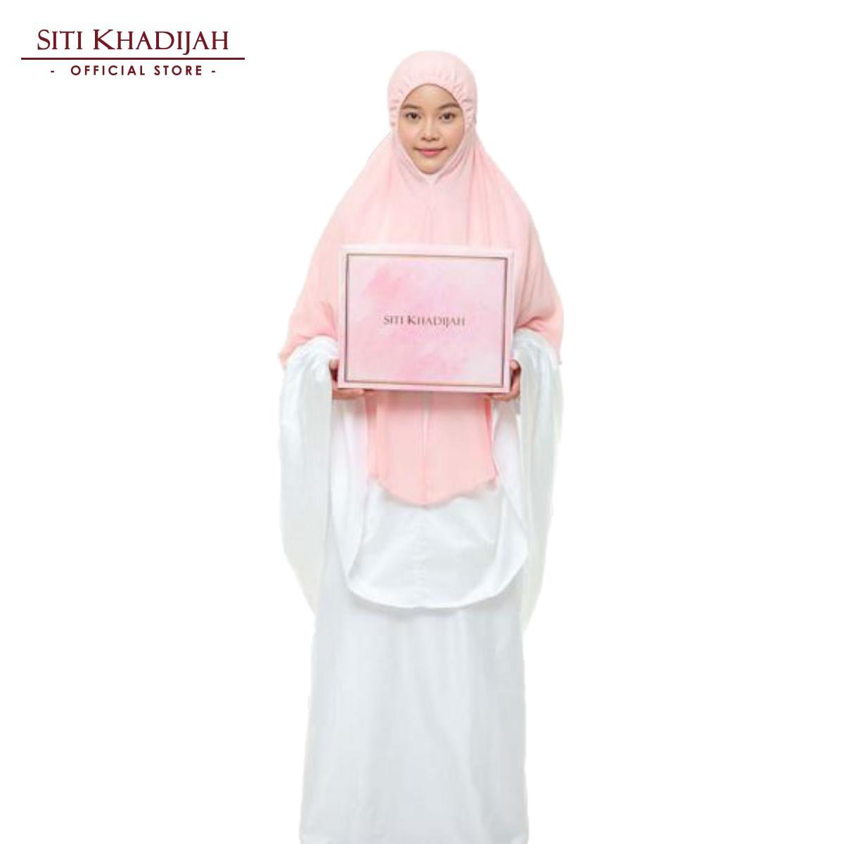 Telekung Siti Khadijah Flair Yaseera (Free Box)