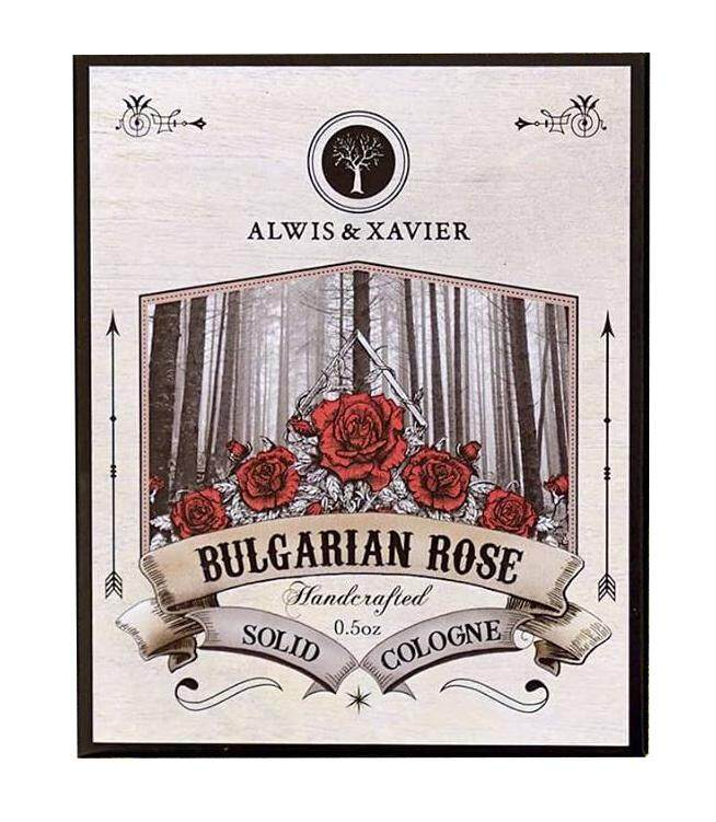 BULGARIAN ROSE SOLID COLOGNE