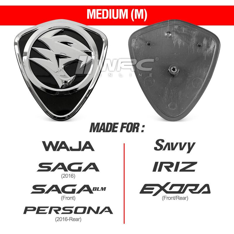 3D Proton Logo Emblem ( Small / Medium / Large Size )