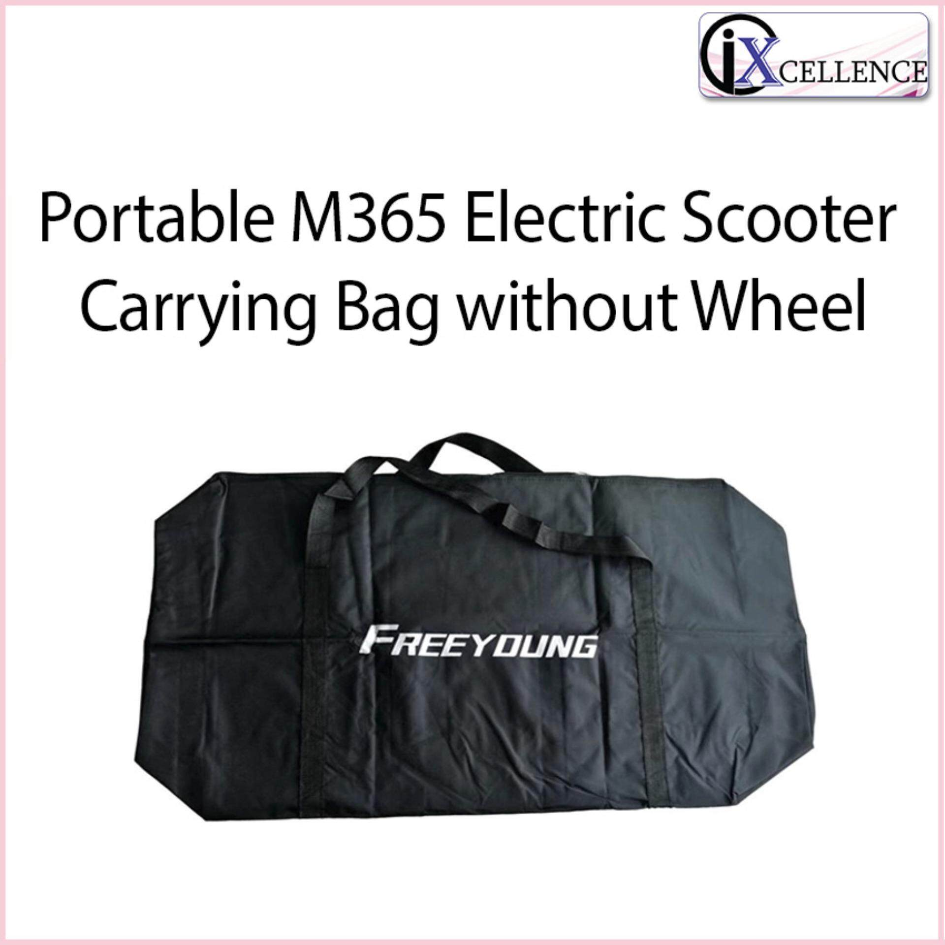 [IX] Portable M365 Electric Scooter Carrying Bag without Wheel (Black)