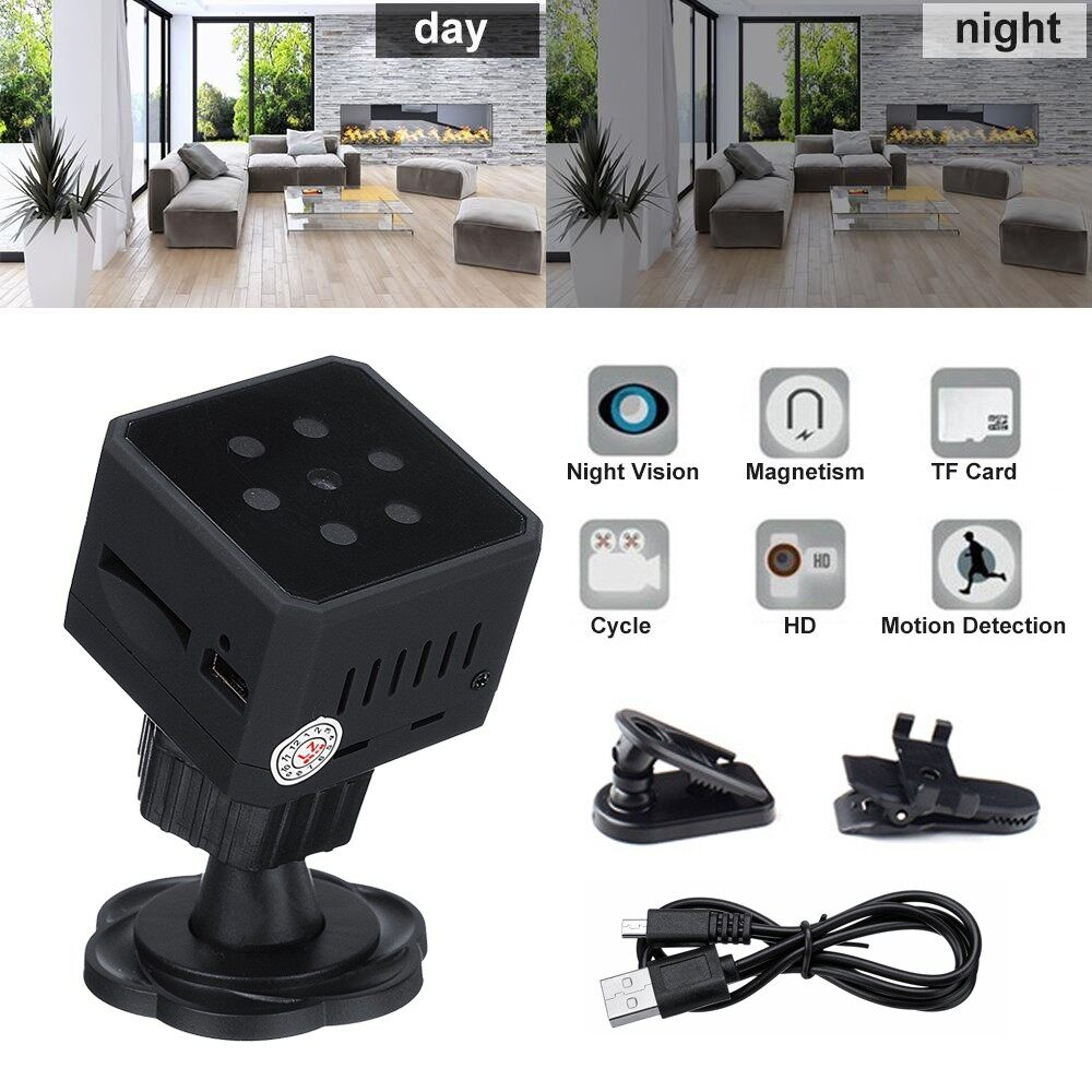 Camera Accessories - PORTABLE WIRELESS 1080P HD 140 DV USB Camera Infrared Night Vision - Cameras & Drones