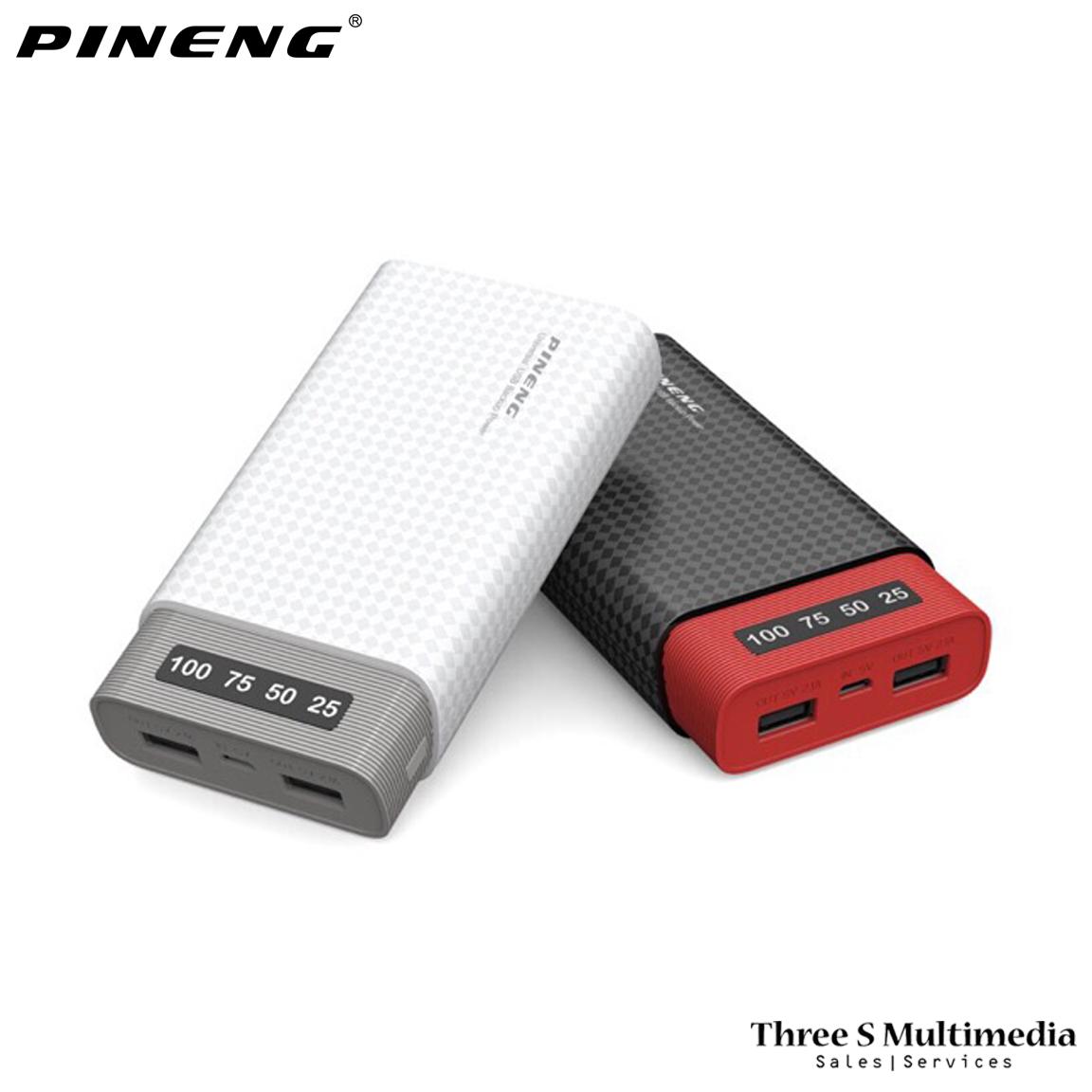 PINENG PN-982 20000mAh Lithium Polymer Power Bank