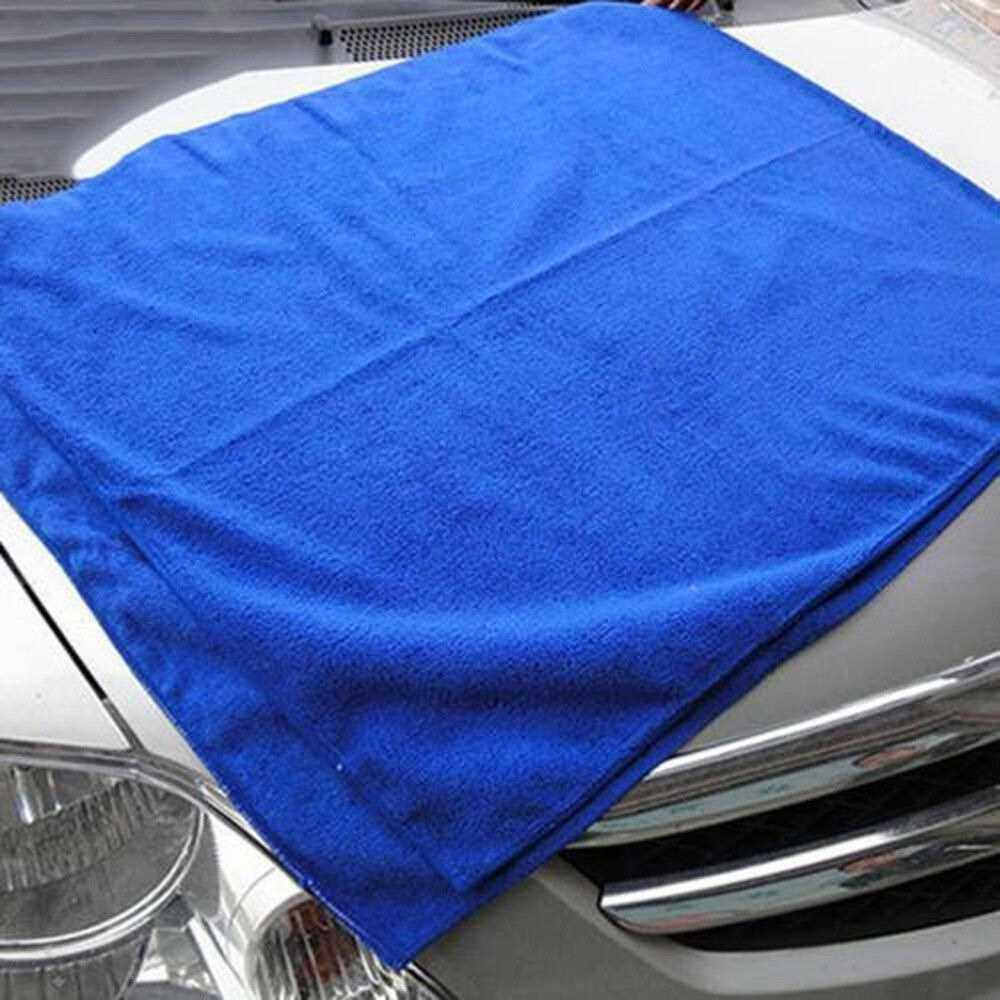 Large Size 60X160cm Microfiber Cleaner Car Cleaning Towel Soft Cleaning Cloth Towel Duster Car House Cleaning Microfiber Towel (Standard)