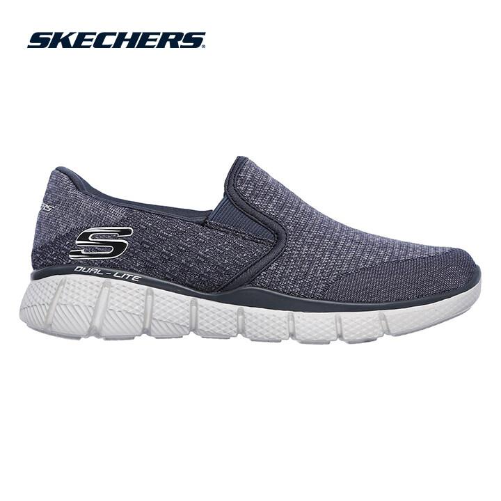 Skechers Equalizer 2.0 Boys Lifestyle Shoe - 97373L-NVGY